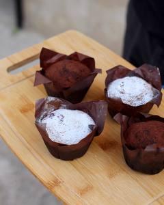 Drivu Mixed Berry Muffin