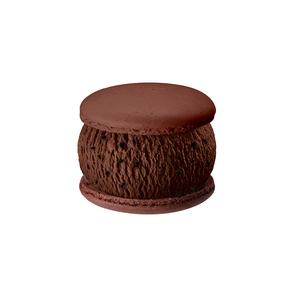 Drivu Ice Cream Macaron - Chocolate Mousse Royale ™