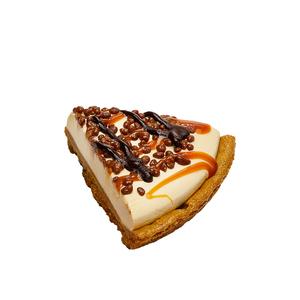 Drivu Ice Cream Pizza - Caramel Honeycomb Candy (1 Slice)