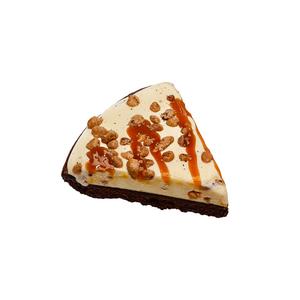 Drivu Ice Cream Pizza - Pralines 'n Cream (1 Slice)