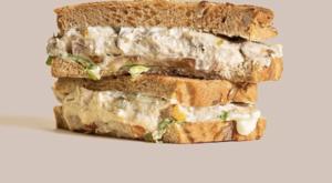 Drivu Fresh Tuna Sandwich