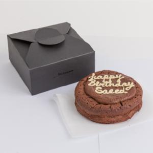 Drivu Mini Double Baked Cake