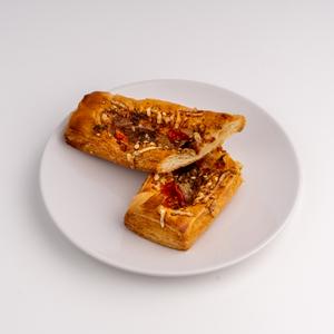 Drivu Zatar with Halloumi Cheese Croissants