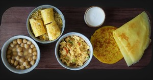 Drivu Emirati Breakfast
