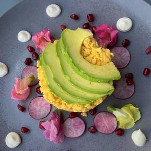 Drivu Eggs & Avocado Tartine