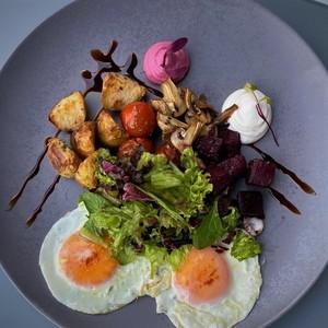 Drivu Eggs Selection Breakfast