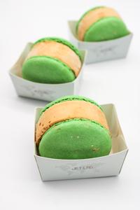 Drivu Affogato Macaron Ice Cream