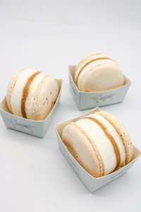 Drivu Cookies & Cream Macaron Ice Cream
