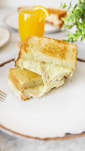 Drivu Grilled Cheese Sandwich