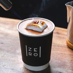 Drivu Hot Chocolate with Marshmallow