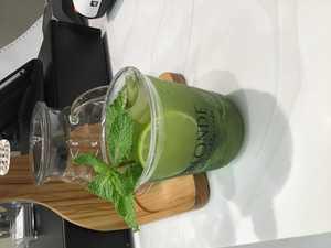 Drivu Green Melon Fruit Mojito