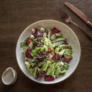 Drivu Avocado Beetroot Salad