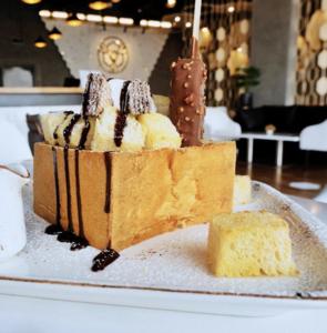 Drivu Chocolate Shibuya Toast
