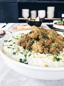 Drivu Sheyat Emirati Rice with Lamb