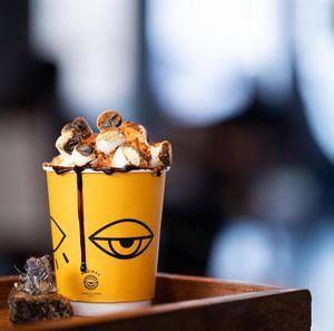 Drivu Spiced Hot Chocolate