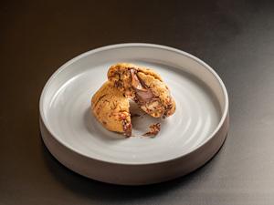 Drivu Caramelized Pecan Nutella Cookie