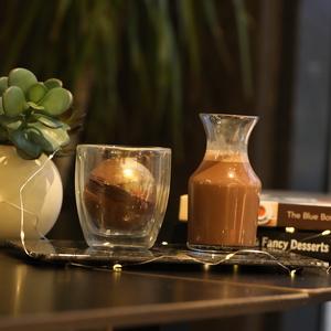 Drivu Chocolate Bomb with Hot Chocolate