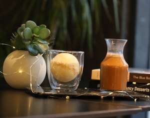 Drivu Chocolate Bomb with Karak Tea