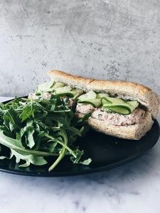 Drivu Tuna Cucumber & Mayo