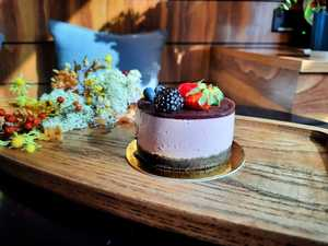 Drivu Acai Cheesecake