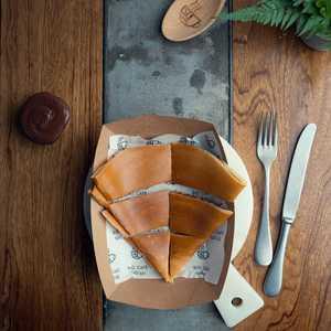 Drivu Crispy Crepe Nutella