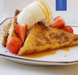 Drivu Special French Toast
