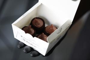 Drivu Chocolate Bites Box (4 pieces)