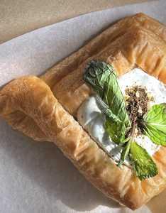 Drivu Labneh Croissant