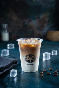 Drivu Iced Popcorn Latte