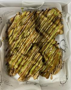 Drivu Waffle Cookies