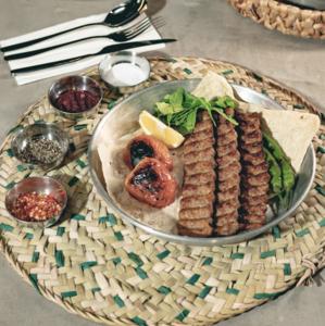 Drivu Kubideh Kebab