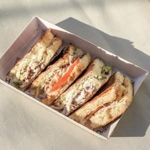 Drivu Hoof Club Sandwich