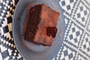 Drivu Dark Chocolate Cake