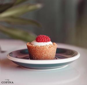 Drivu Mini Raspberry Cheesecake