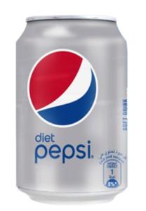 Drivu Diet Pepsi