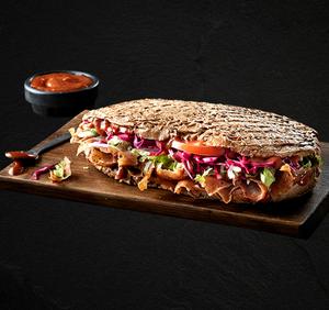Drivu KCal Kebab Meal