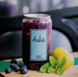 Drivu Blueberry Mojito
