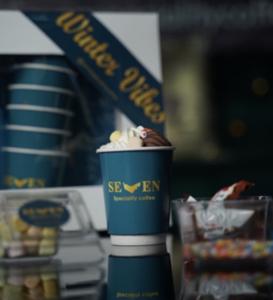 Drivu Kinder Hot Chocolate Box