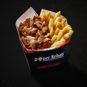Drivu Doner Box with Fries