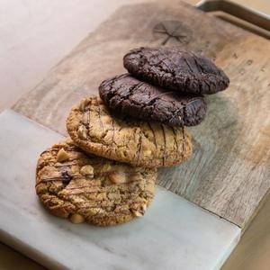 Drivu Hazelnut Cookies