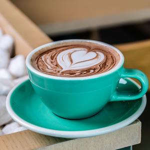 Drivu Sea Salt Hot Chocolate