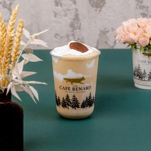 Drivu Vanilla Bean Latte
