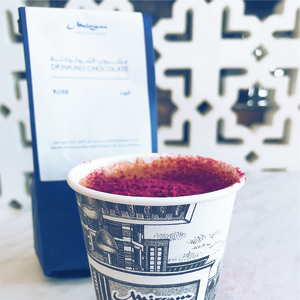 Drivu Rose Spiced Drinking Chocolate (300g Bag)