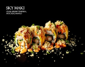 Drivu Sky Maki Roll (8 pieces)