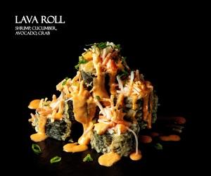 Drivu Lava Roll (8 pieces)