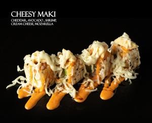 Drivu Cheesy Maki Roll (8 pieces)