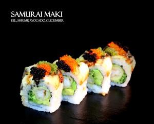 Drivu Samurai Maki Roll (8 pieces)