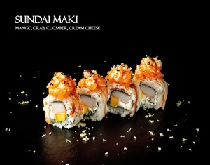 Drivu Sundai Maki Roll (8 pieces)