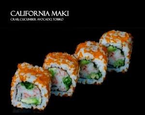 Drivu California Maki Roll (8 pieces)