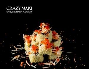 Drivu Crazy Maki Roll (8 pieces)